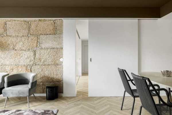 Apartment in Guarda, InStone by DRK Atelier