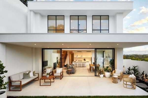 Swanbourne Residence by Humphrey Homes