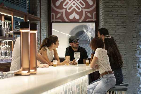 Casa Amigos Restaurant by Paco Lago Interioriza