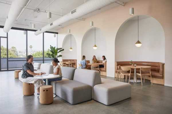 Goop Headquarters in Santa Monica by Rapt studio