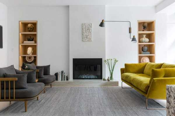 22nd St Apartment by Jane Kim Design