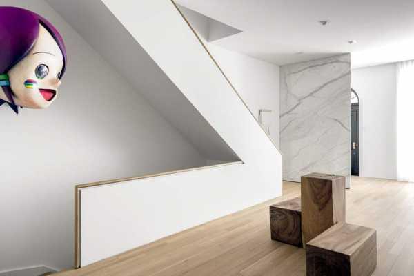 Minimalist Classic NYC Brownstone by JBA Collective