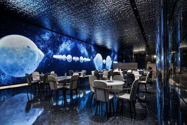 Mystarry City Sales Center by GFD Interior Designs