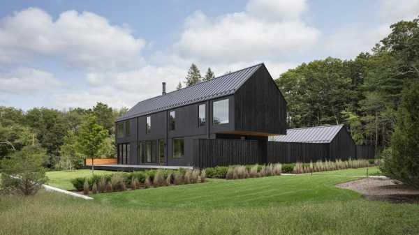 Field Residence by Birdseye Design