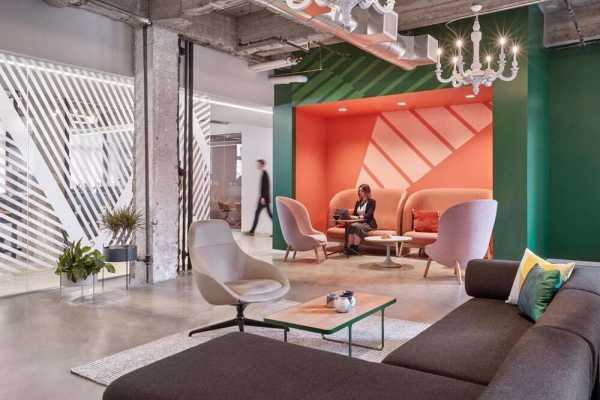 LiveRamp's San Francisco Headquarters by Studio O+A