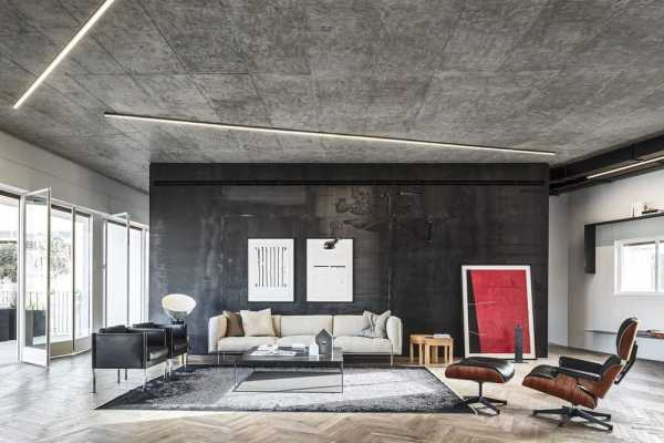 The Bauhaus Loft by Axelrod Architects