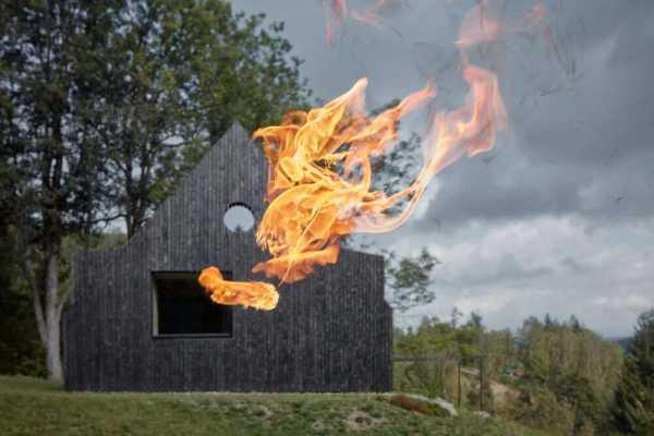 Cottage Pod Bukovou by Mjölk Architects
