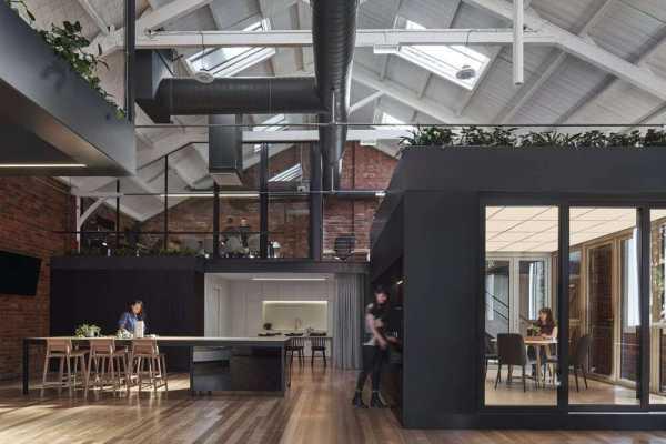 REHAU Showroom by Taylor Knights Architects
