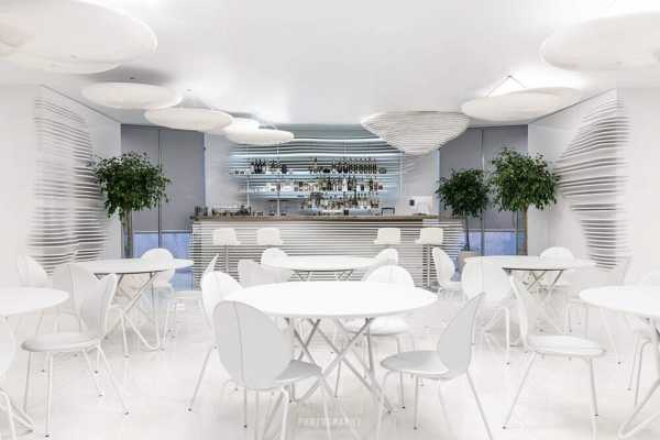 Bread & Butter Bar by Sergey Makhno Architects