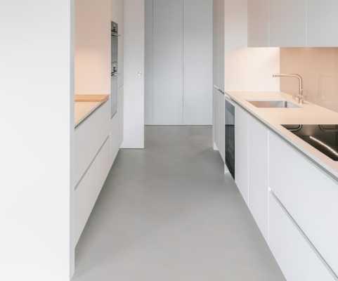 Duplex Transformation in Geneva, Switzerland by Javier Müller