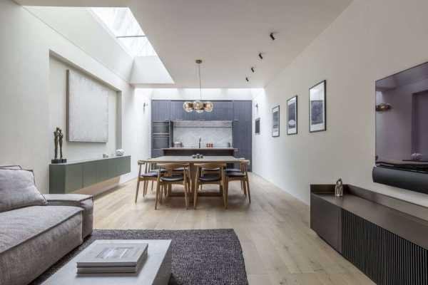 TR Studio Create a Light Filled Colourful London Pied-à-Terre