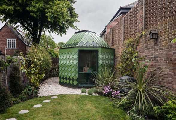 A Room in the Garden, London by Studio Ben Allen
