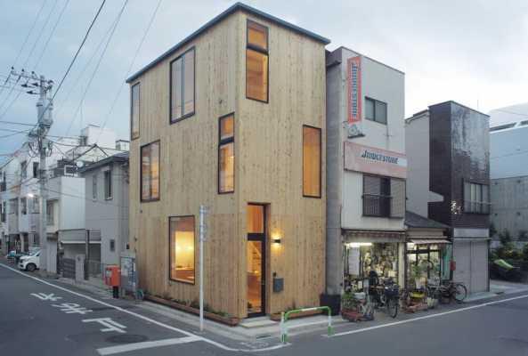 Borderless House, Tokyo by Selma Masic + Sei Haganuma