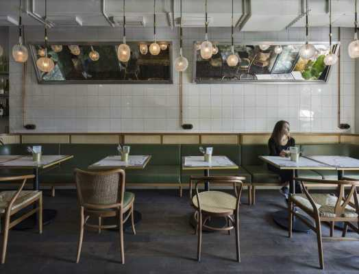 J Cook Restaurant by Futuris Architects