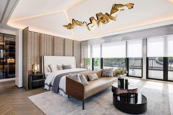 Villa Homespun Philosophy by T. K. CHU Design