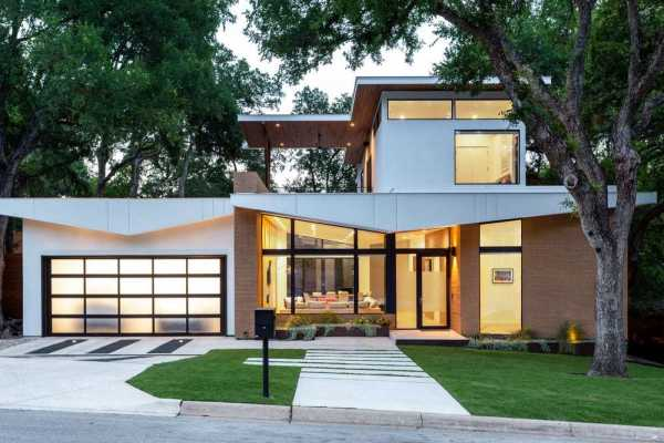Inverse House, Texas by Coxist Studio