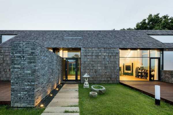 Yeoncheon Diaspora House by L'EAU Design