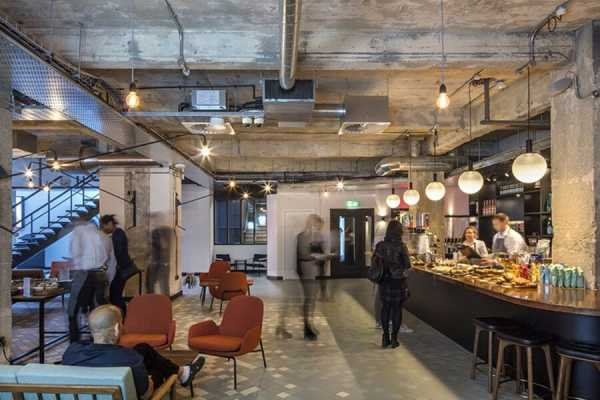 Transforming a Tired East London Office into a Beautiful Place to Work