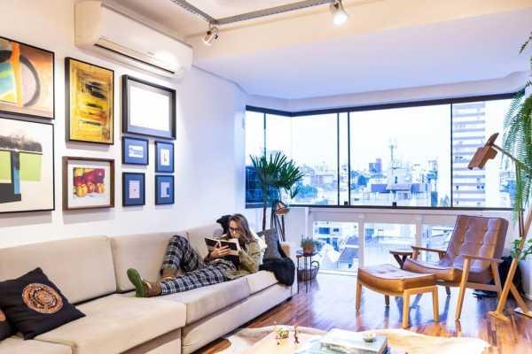 Petrópolis Apartment, Porto Alegre by Atelier Aberto Arquitetura