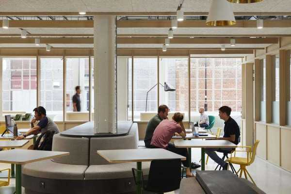 Barley Mow Centre, London by Ben Adams Architects