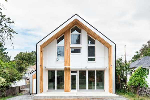 The Parkview Passive House by Waymark Architecture