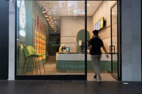 INSTEA Bubble Tea Store – A Design Exploration in User Engagement