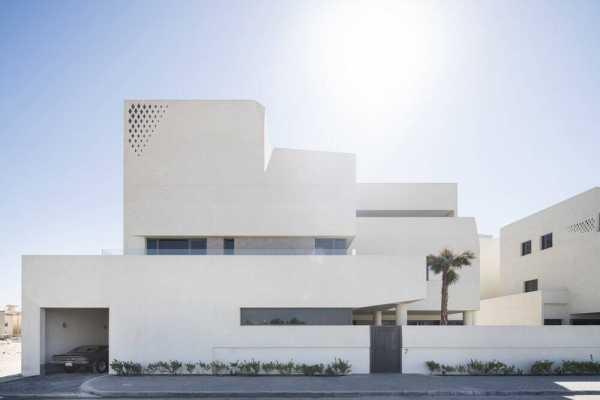 Leya Villas by AlHumaidhi Architects