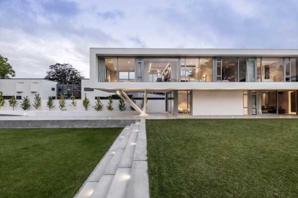 Fendalton Residence by O'Neil Architecture