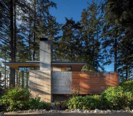 Tofino Beach House by Olson Kundig