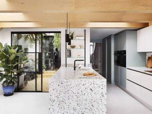 A House For A Gardener by Amos Goldreich Architecture
