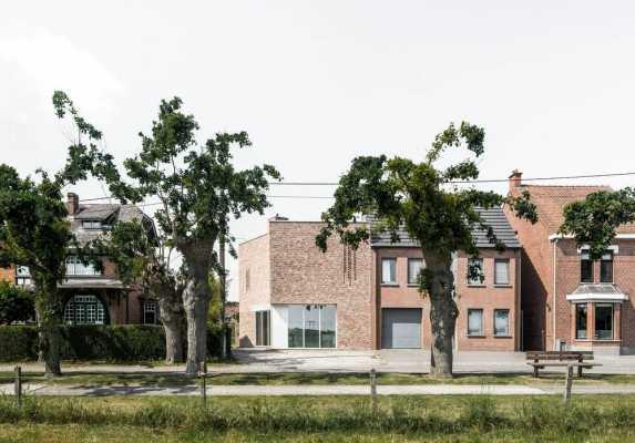 House L-C by GRAUX & BAEYENS Architecten
