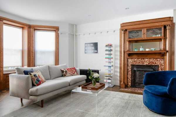 Sherman Apartment, Brooklyn by Sonya Lee Architect