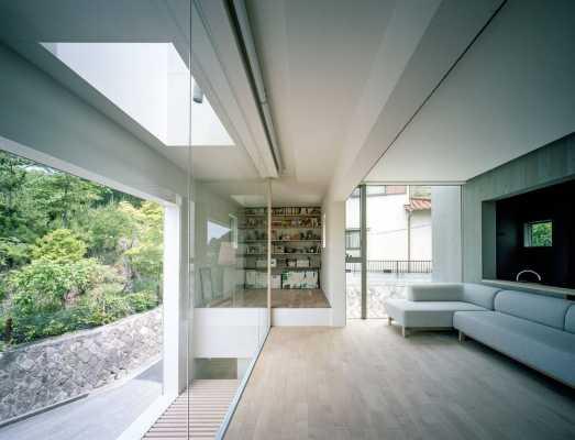Himeji House by FujiwaraMuro Architects