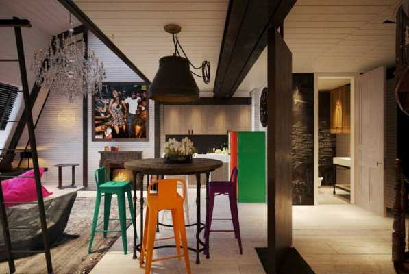 The Baby Loft by INRE Design