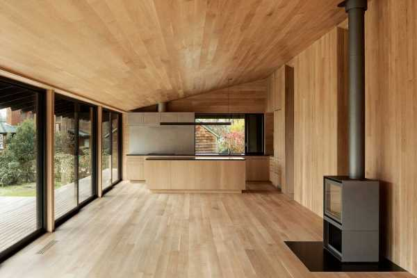 Divine House, Oregon by Landry Smith Architect