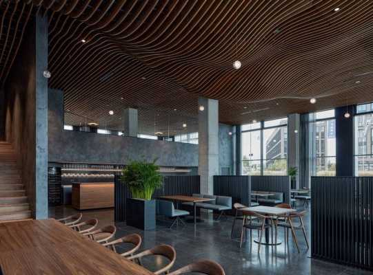 New J&T Finance Group Headquarters by CMC Architects