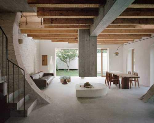 Missionsstrasse House by Buchner Brundler Architekten