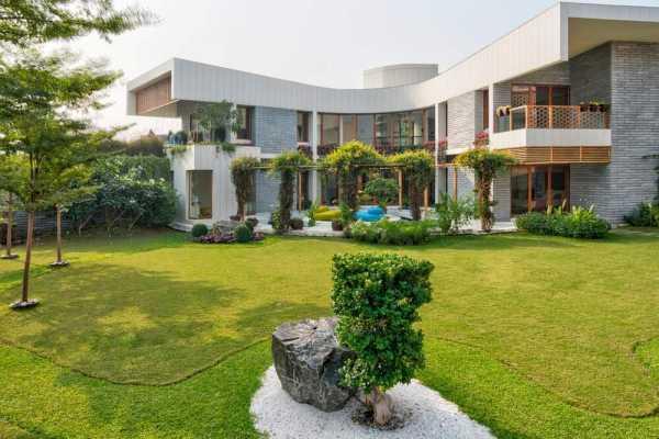 Aranya House by OpenIdeas