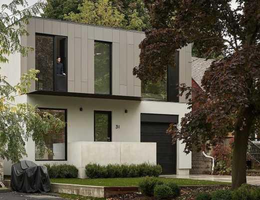Fairleigh House, Toronto by Studio AC