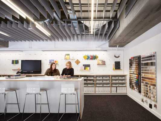SRG Partnership Portland Office – Collaboration by Design