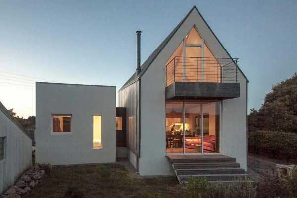 Sentinel House by Aurelien Chen Architecture