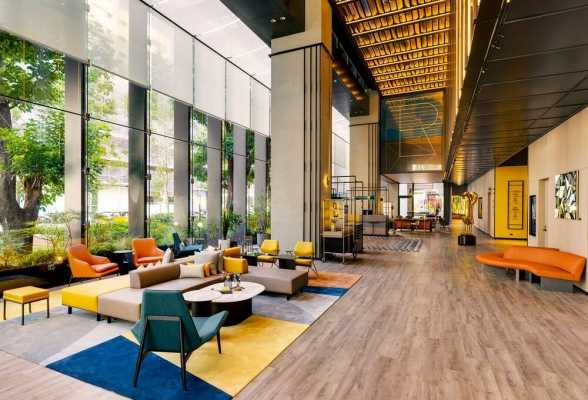 CCD Designed Hotel Resonance Taipei, the First Tapestry Collection Hotel in the Asia Pacific Region