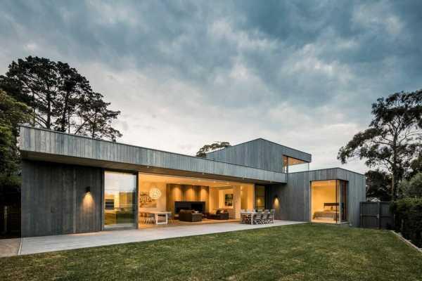 Portsea Beach House by Mitsuori Architects