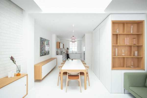 Rydon Street House, London by Moxon Architects