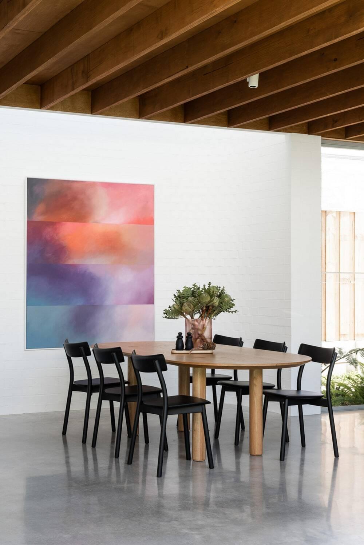 dining room, Nic Brunsdon