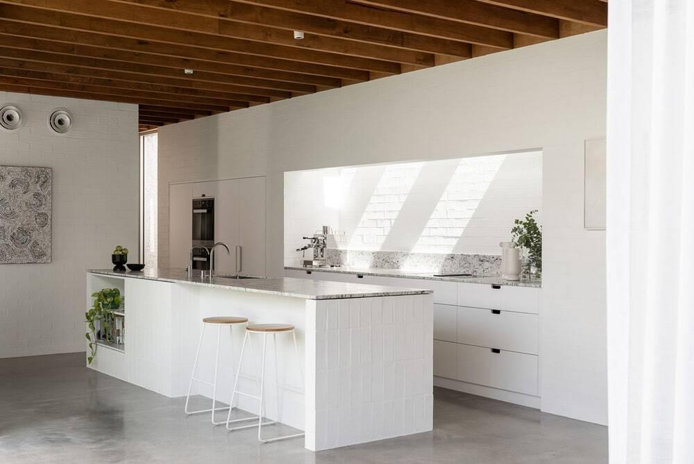 kitchen, Nic Brunsdon