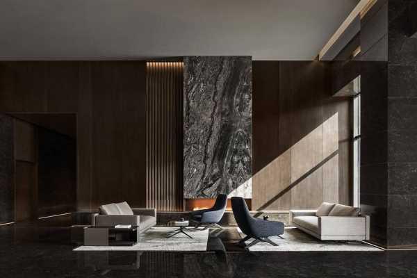 Luxury Apartment Design / GFD Interior Designs