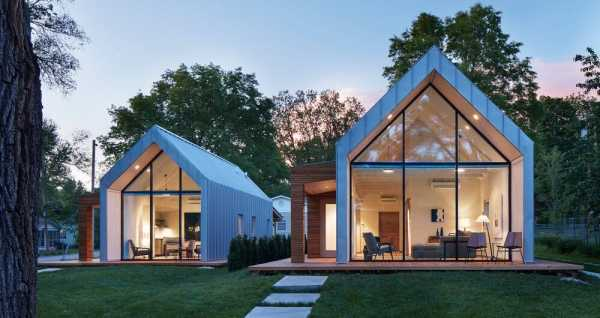 The Houses on Oak Hill Avenue, Kansas by Studio 804