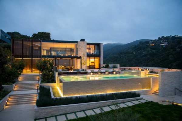 Tramonto Residence, Pacific Palisades by ShubinDonaldson