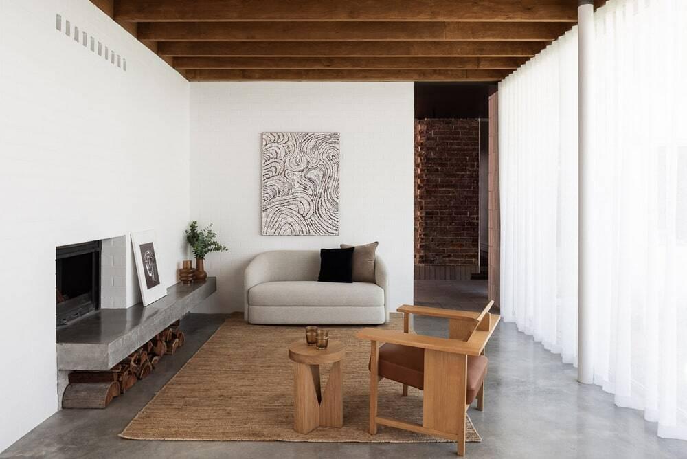 living room, Nic Brunsdon